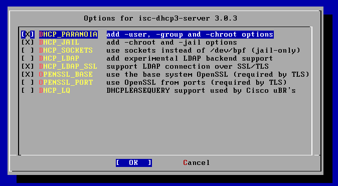 Install Isc Dhcp Freebsd Commands